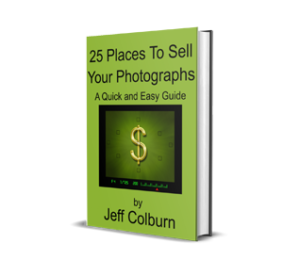 25 Places To Sell Your Photographs ebook